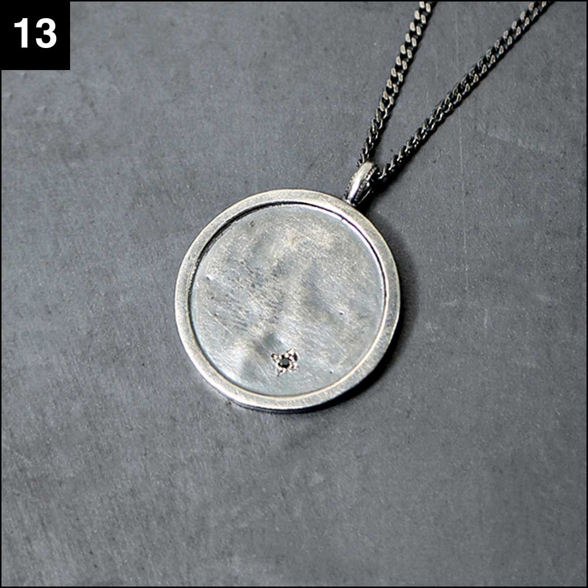 Rusty Thought_SEAL NECKLACE IDN-1/L
