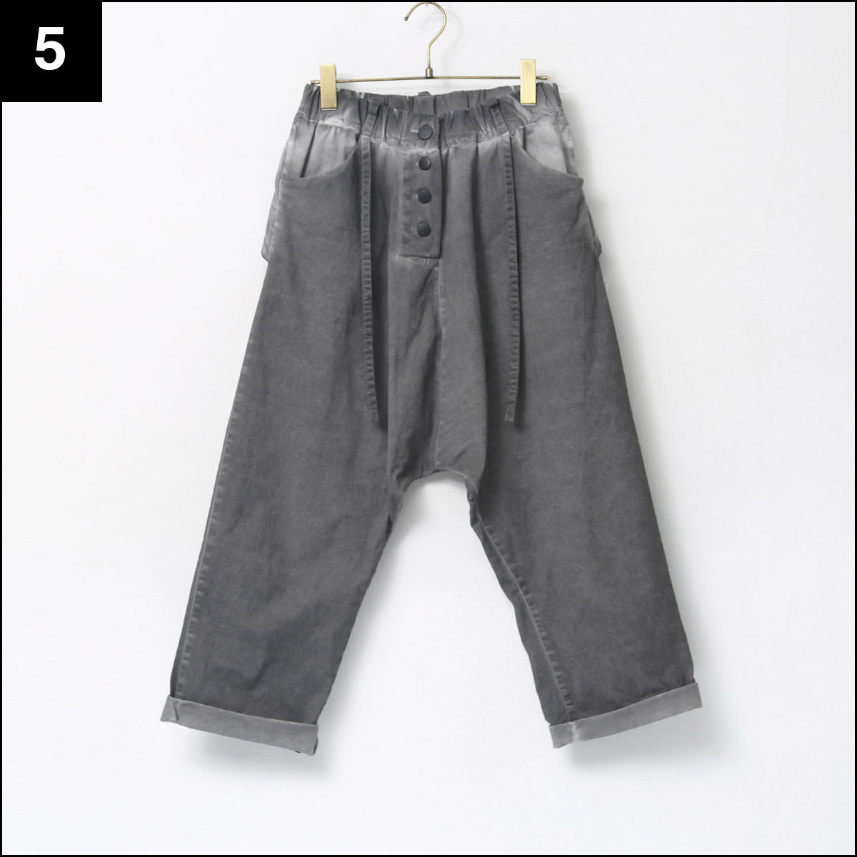 studio b3_CROPPED PANTS