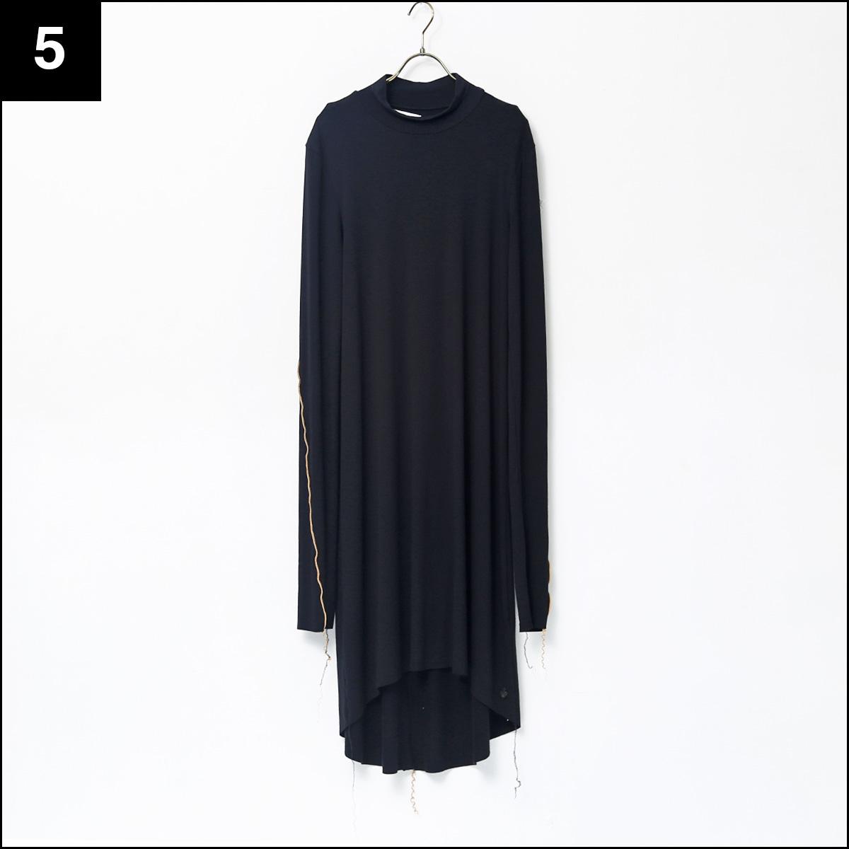 NOSTRASANTISSIMA_STITCHED DRESS